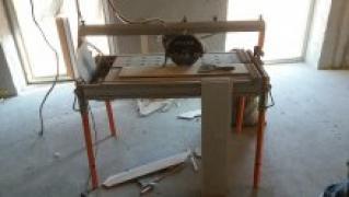 Оборудование для укладки плитки