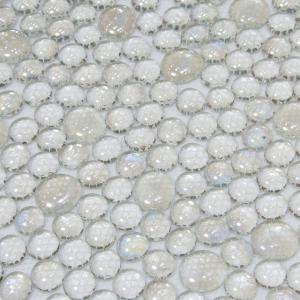Укладка плитки мозаика в ванной