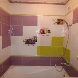Укладка плитки, Ремонт ванной комнаты, Сантехнические работы