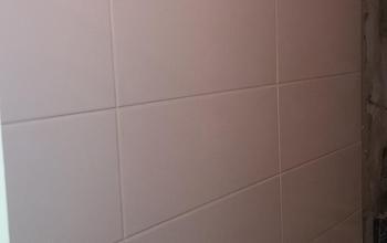 Укладка плитки, Ремонт ванной комнаты Укладка плитки по ул. Фогеля 1е
